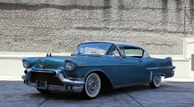 1957 Cadillac Eldorado Coupe
