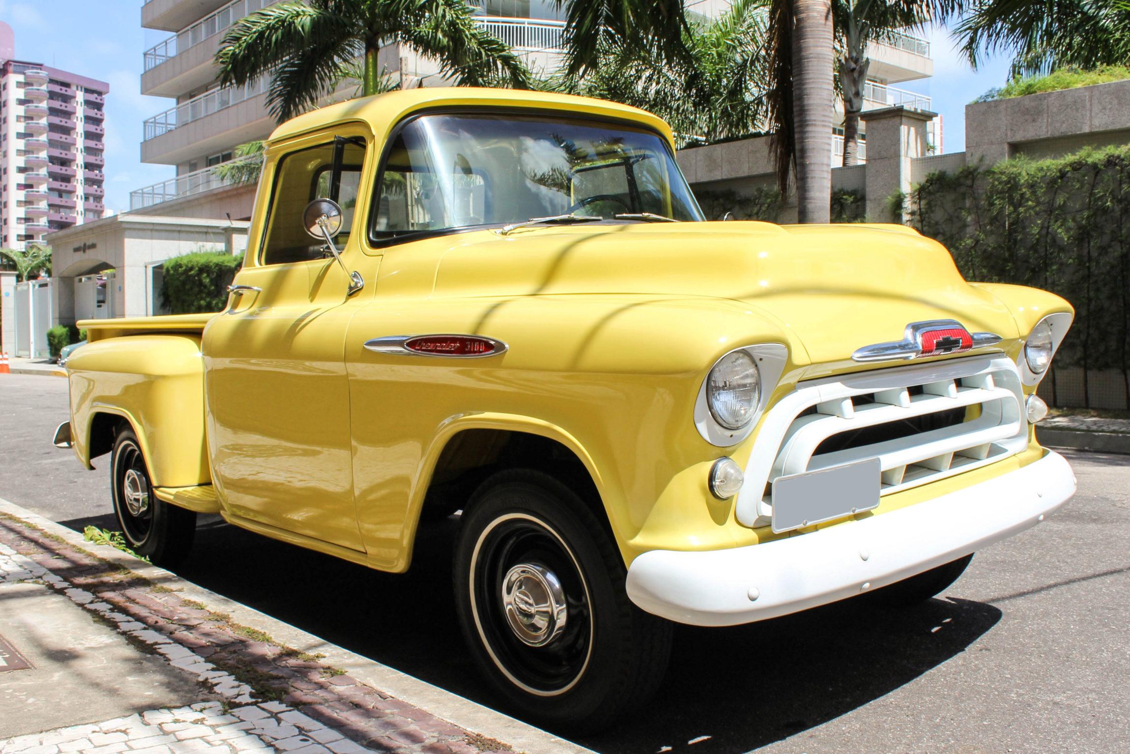 1957 Chevrolet Marta Rocha