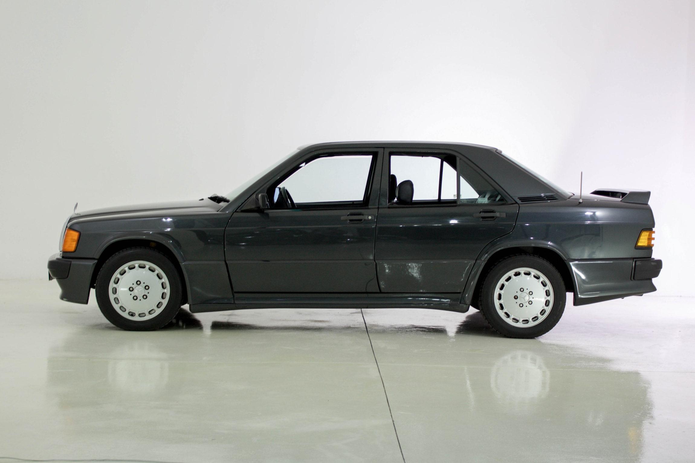 1985 mercedes benz 190e 2 3 16v cosworth the garage. Black Bedroom Furniture Sets. Home Design Ideas