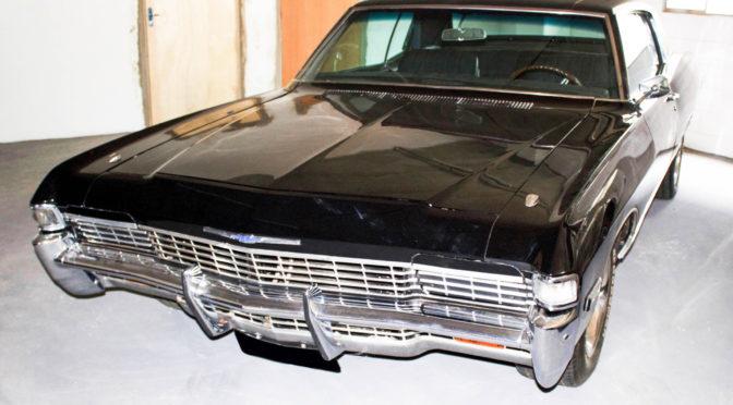 1968 Chevy Caprice Master Big Block 396