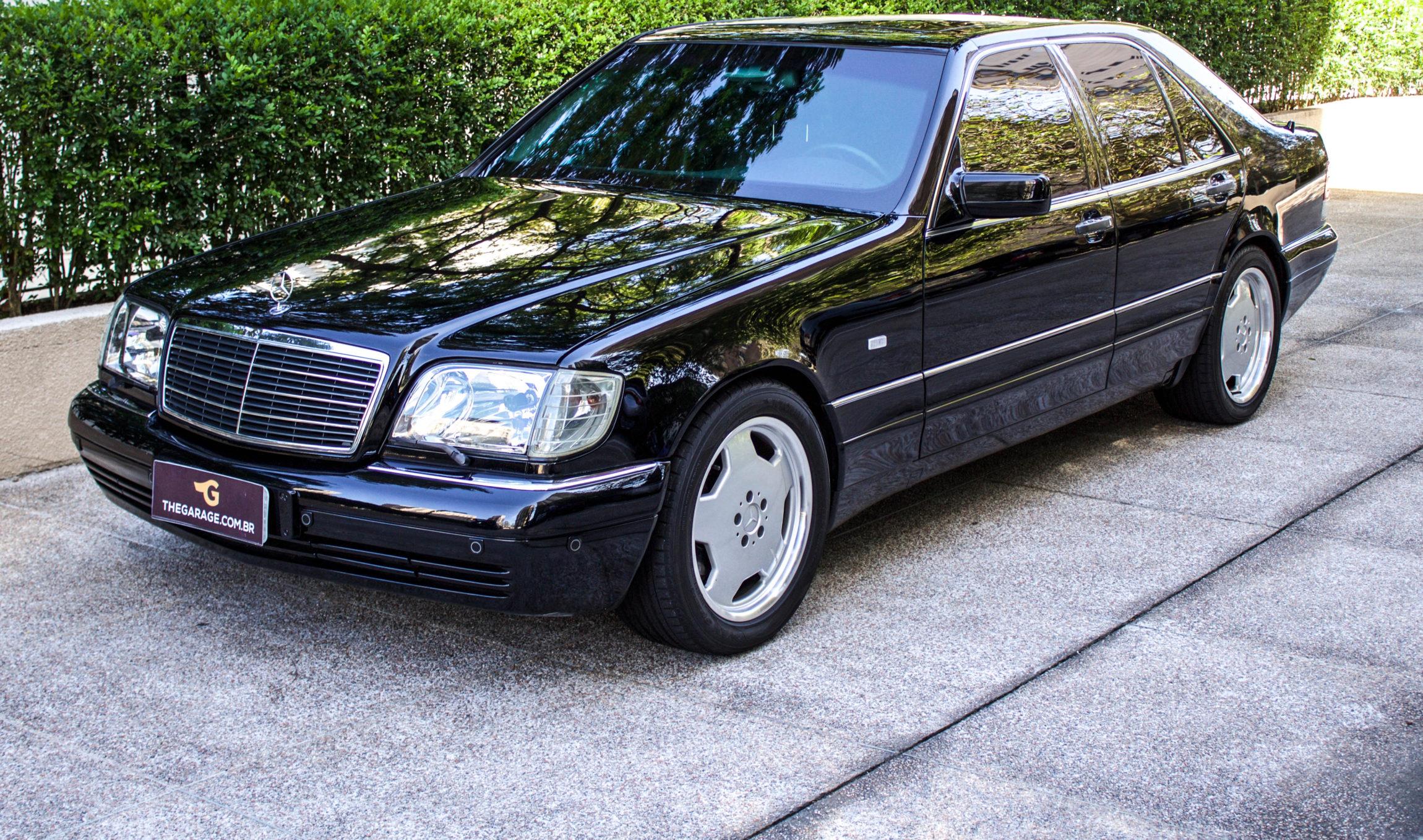 1997 mercedes benz s500 v8 the garage for V8 mercedes benz