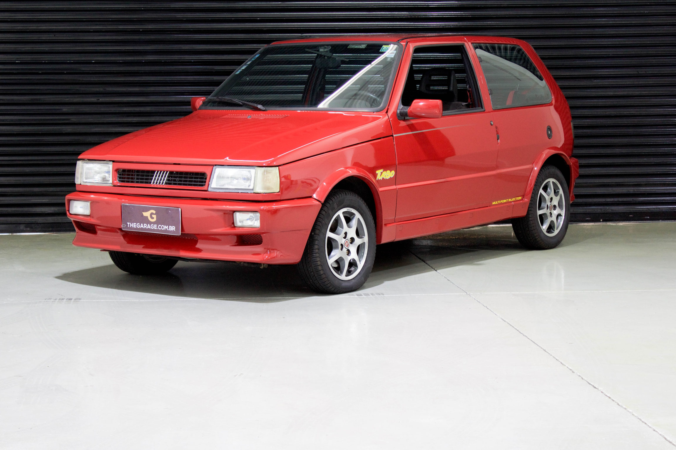 1994 fiat uno turbo the garage for Garage fiat 94