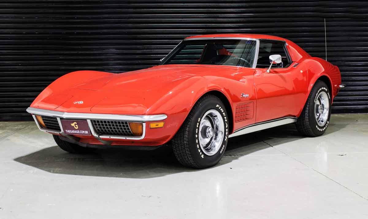 Corvette Stingray Targa