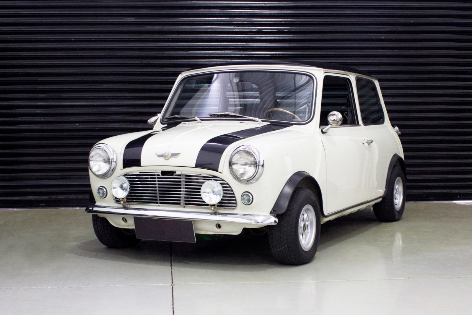 1969 mini cooper the garage for Garage mini cooper annemasse
