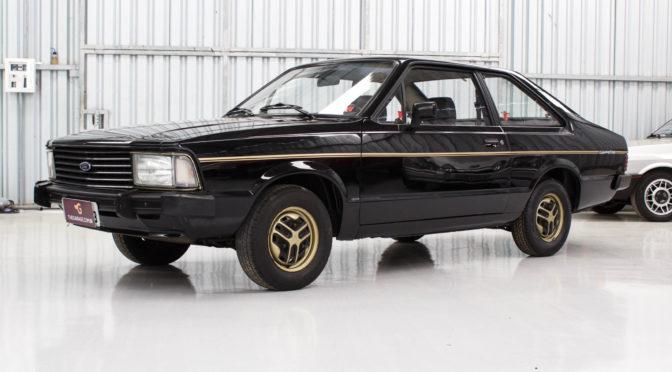 1983 Ford Corcel II Campeões