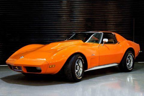 Corvette 454