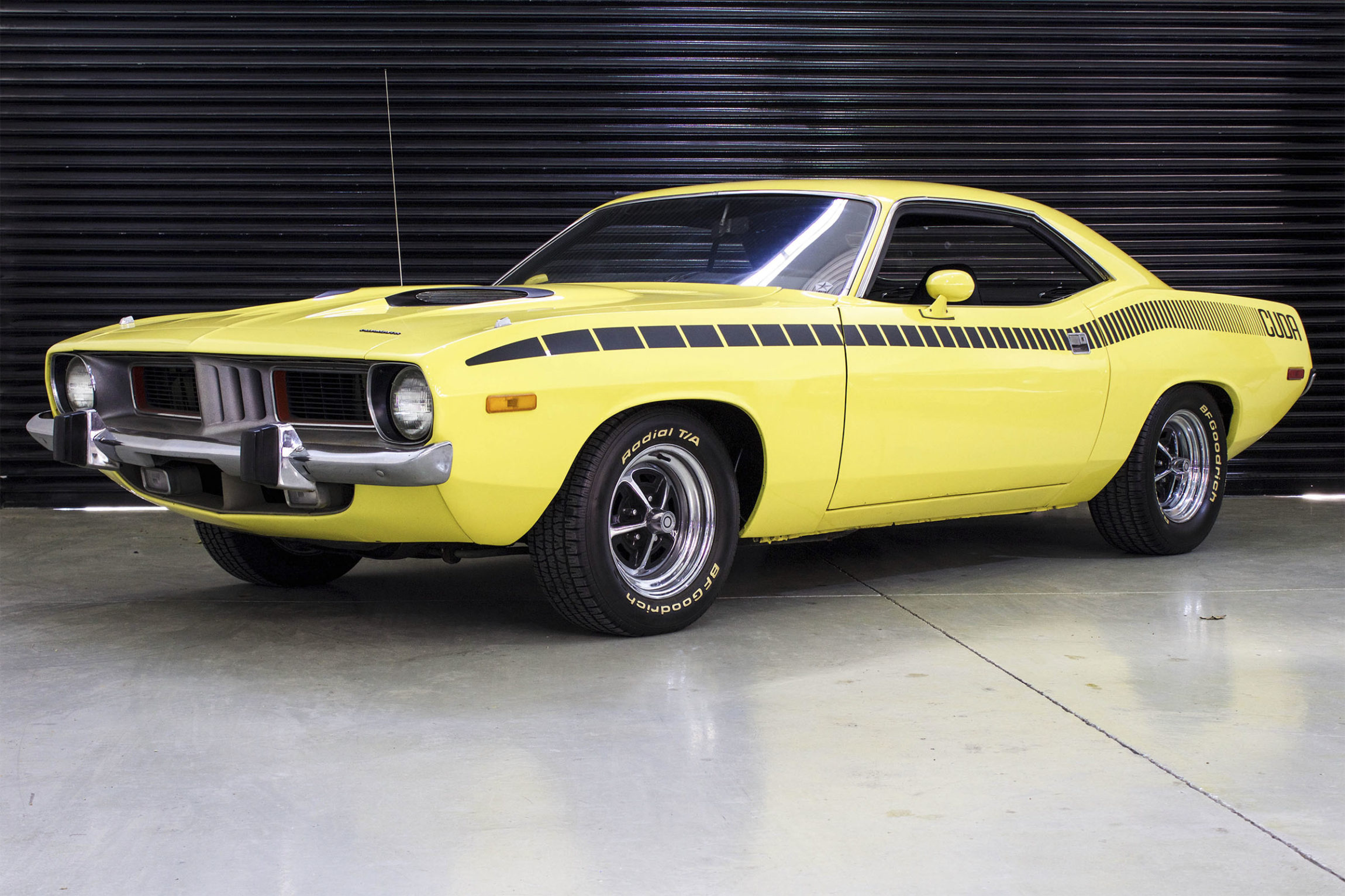 1974 Plymouth barracuda 340