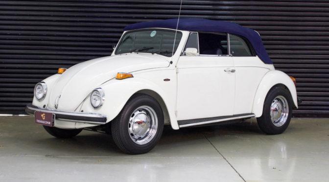 1981 VW Avallone Conversível