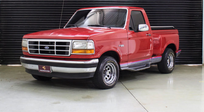 1995 Ford F-150 Flareside
