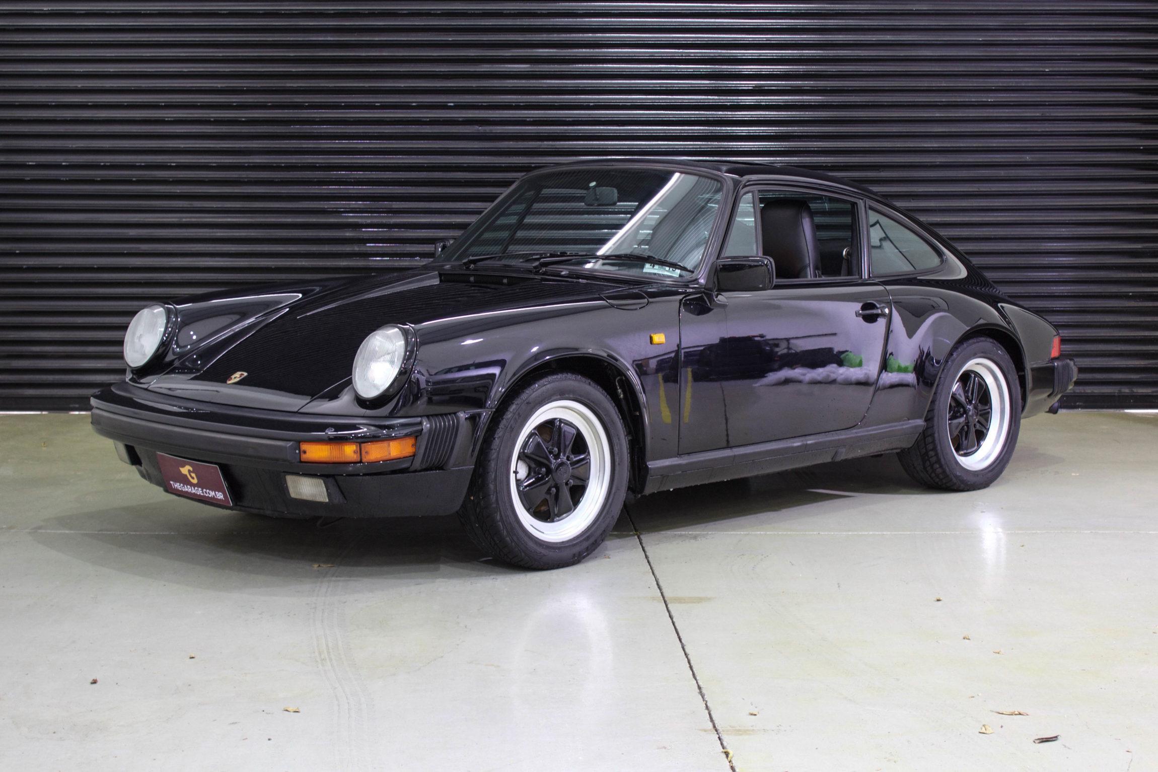 1985 Porsche 911 Carrena 3.2