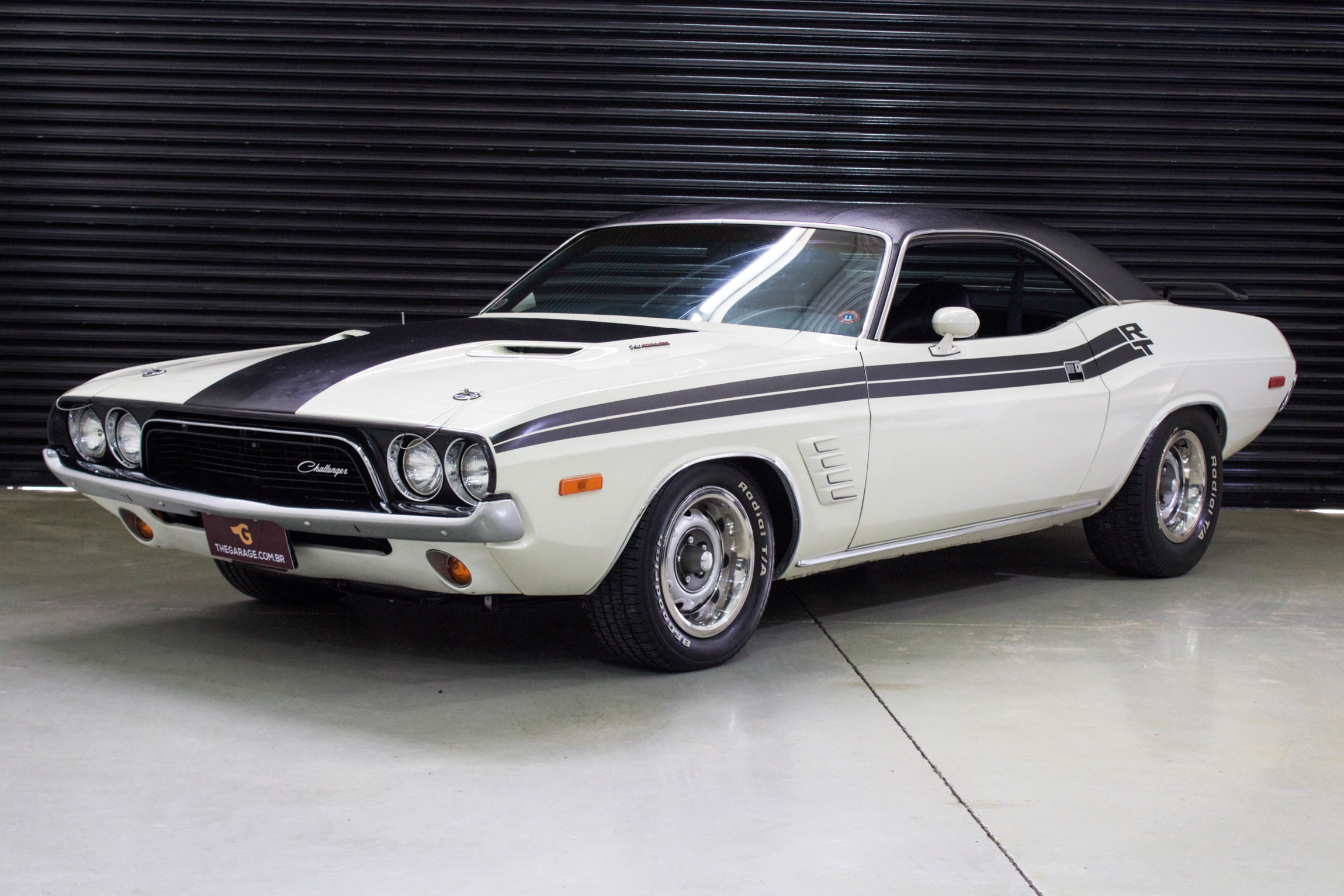 1972 Dodge Challenger RT
