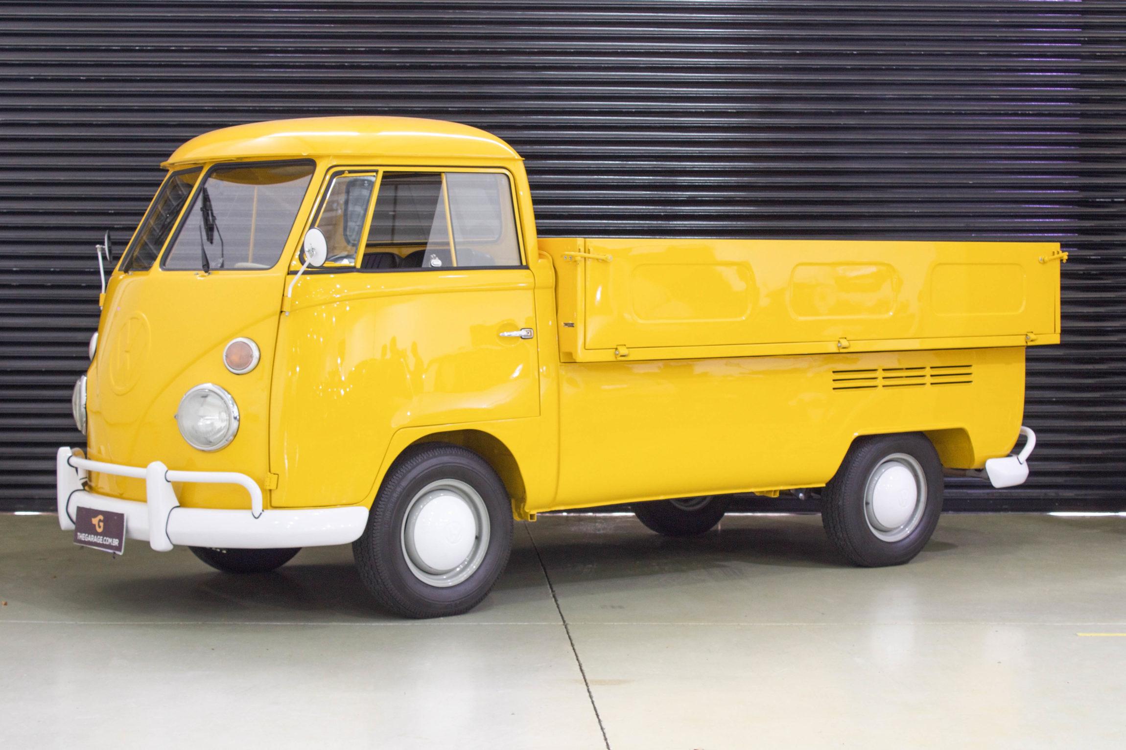 1974 Kombi Pick up