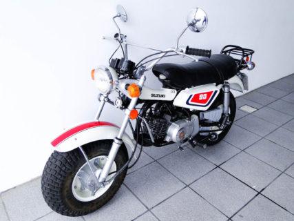 1975 Suzuki RV 90