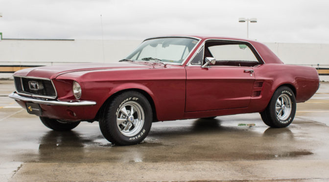 1967 Ford Mustang HardTop